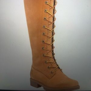 💥FLASH SALE TIMBERLAND KNEE HIGH BOOTS